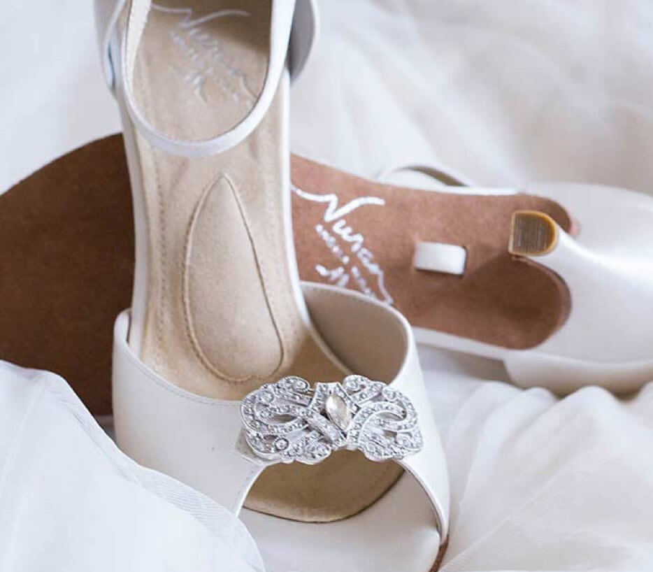 Photo of It's your day bridal shoes